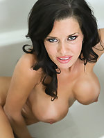 Sexy MILF Veronica Avluv can't get enough cock.